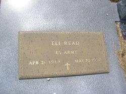 Eli Read