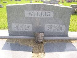 Evangeline <I>Folsom</I> Willis