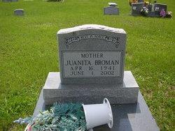 Juanita Broman