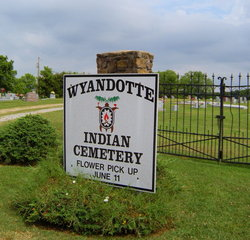 Wyandotte Indian Cemetery