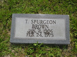 Talmage Spurgeon Brown