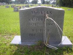 Kathleen L. Mickles