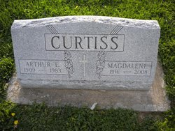 Arthur E Curtiss