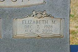 Elizabeth <I>Babb</I> McAdams