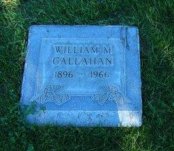 William Max Callahan
