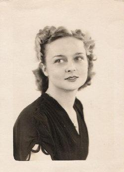 Hazel Belle <I>Ellis</I> Burns
