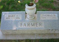 Mary Dorcus <I>Rice</I> Farmer