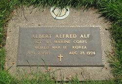 """Albert Alfred """"Pat"""" Alf, Jr"""