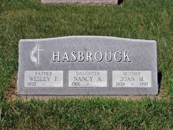 Joan M Hasbrouck