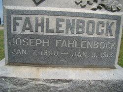 Joseph Fahlenbock