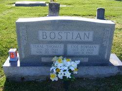 Exie May <I>Bowman</I> Bostian