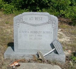 Alberta <I>Hundley</I> Bethea
