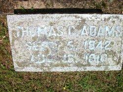 Thomas Coleman Adams