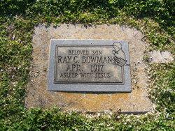 Ray Columbus Bowman