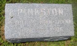 Dorothy Jean <I>Glenn</I> Pinkston