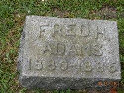 Fred H Adams