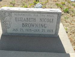 Elizabeth Nicole Browning
