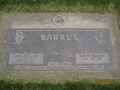 Edith Joy <I>Clark</I> Barrus