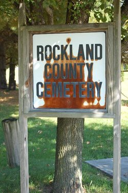 Rockland County Cemetery