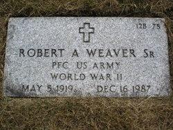Robert A. Weaver, Sr