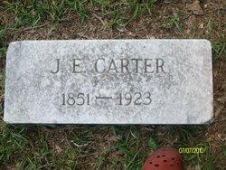 J E Carter