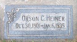 Orson Carter Heiner
