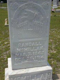 Randall McMillan