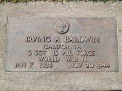Irving A Baldwin