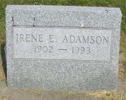 Irene E. Adamson