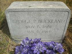 George P. Buckland
