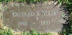 "Conrad Emil ""Coon"" Wiese"