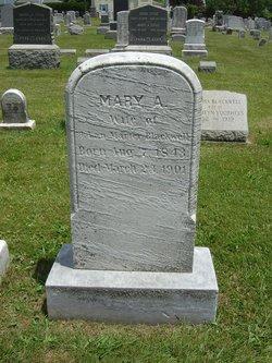 Mary Ann <I>Manners</I> Blackwell