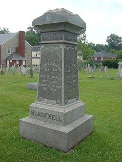Permelia Van Cleve <I>Blackwell</I> Blackwell
