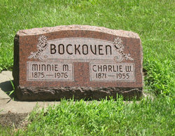 "Charles W ""Charlie"" Bockoven"
