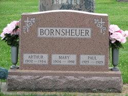 Paul Franklin Bornsheuer