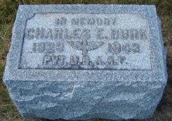 PVT Charles E Burk