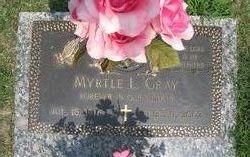Myrtle Lula <I>Conley</I> Gray
