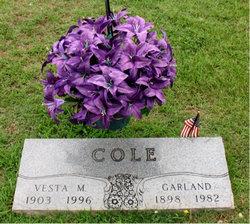 Vesta Mae <I>Jones</I> Cole