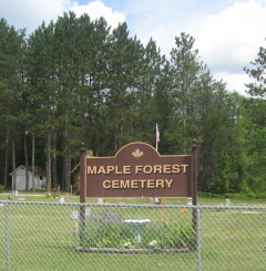 Maple Forest Cemetery