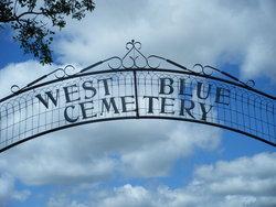 West Blue Cemetery