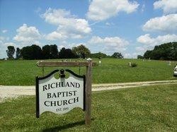 Richland Church Cemetery