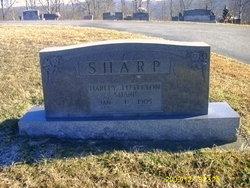"""Harley Littleton """"Little John"""" Sharp"""