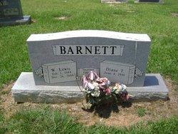 W Lewis Barnett