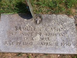 Samuel Franklin Cash