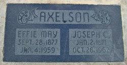 Effie May <I>Robinson</I> Axelson