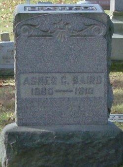 Agnes C. Baird