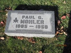 Paul Guy Mohler