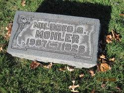 Mildred Grace Mohler