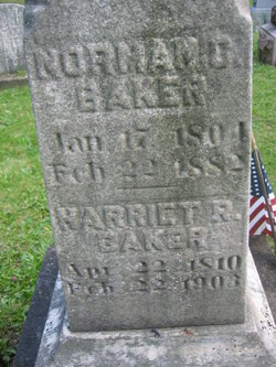 Harriet <I>Robinson</I> Baker