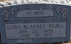 Lora Elizabeth <I>Blakney</I> Beall